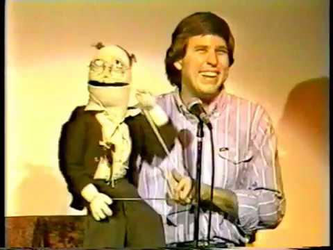 """1984 The Worlds Best Ventriloquist - """"Dan Horn & Orson"""""""