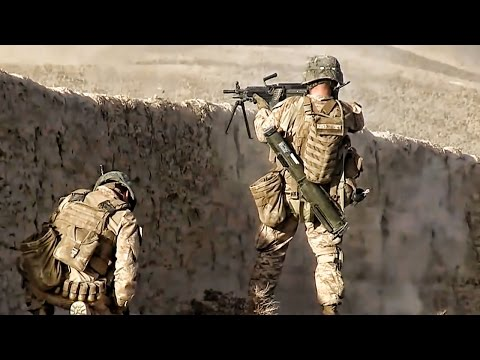 Marines In Combat • Operation Western Storm • Afghanistan