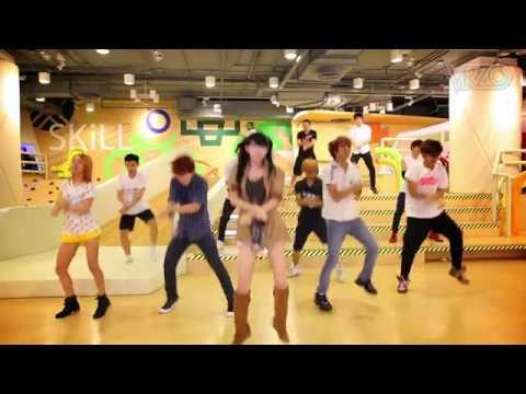 VRZO  ทับทิม Gangnam Style ! Parody