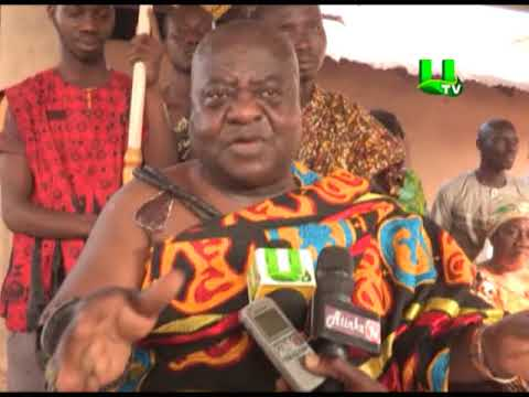 Aburi Traditional Council releases 5,000 acres of land for 1 district, 1 factory project