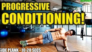 Progressive Full Body Workout