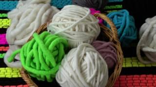 How to spin chunky yarn