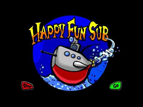 Happy Fun Sub (Spy Fox in Dry Cereal The Fun Button) |