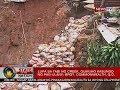 SONA: MGB: 62 barangay sa Metro Manila ang high-risk sa landslide
