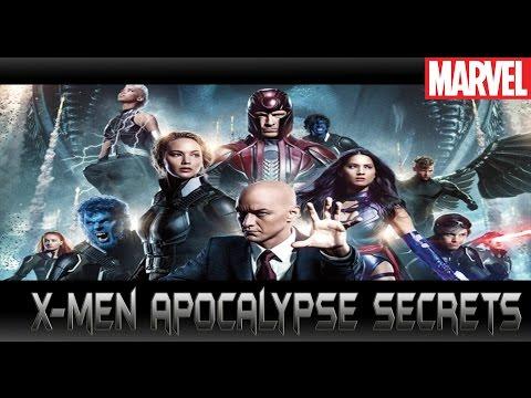 เปิดเผยความลับเรื่องราวต่างๆในหนัง![X-Men Apocalypse Secrets]comic world daily