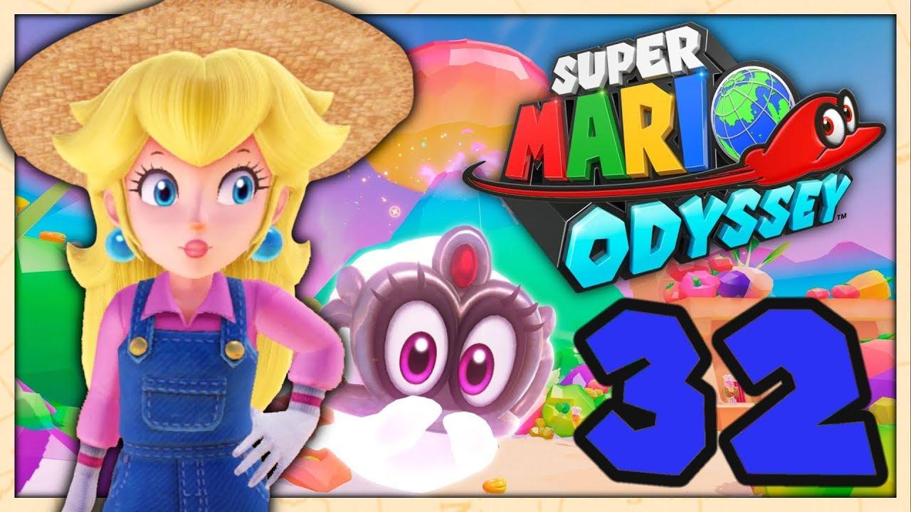 Super Mario Odyssey Episode 32 Coop Fr Pays De La Cuisine 100