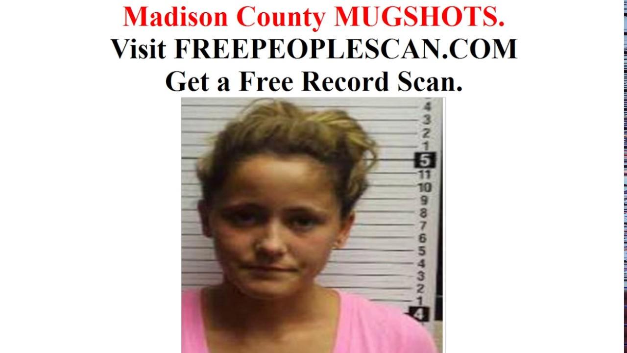 Madison County Mugshots - YouTube