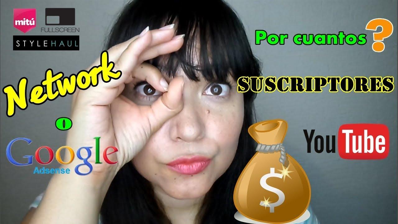 A Partir De Cuantos Suscriptores GANAS DINERO En Youtube