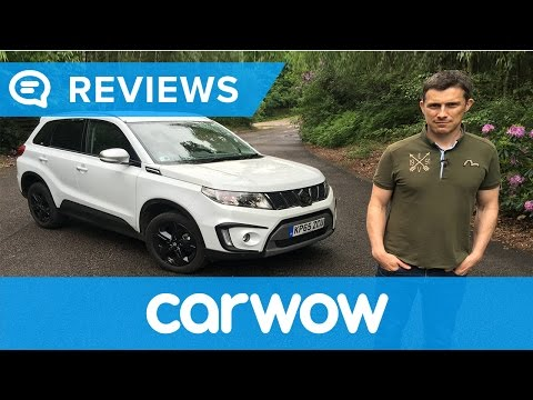 Suzuki Vitara SUV 2017 review | Mat Watson Reviews
