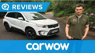 Suzuki Vitara SUV 2017 review | Mat Watson Reviews(The Suzuki Vitara is a rugged SUV that's not only cheap to run by practical and spacious enough for the average family. It might not be the most ..., 2016-07-20T13:32:14.000Z)