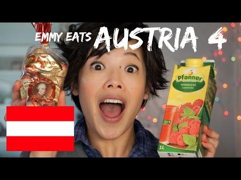 Emmy Eats Austria 4 -- an American tasting Austrian treats
