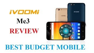 Ivoomi Me3: First Look | Review | Price Details!!!!!