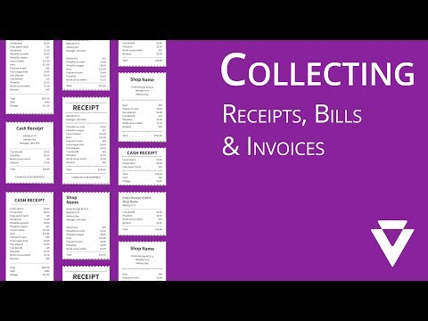 Many ways to collect receipts — Veryfi