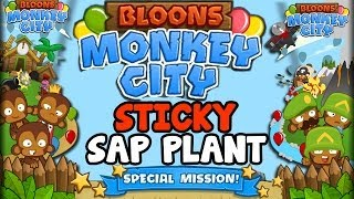 BMC - Sticky Sap Plant [Special Mission](NLL)