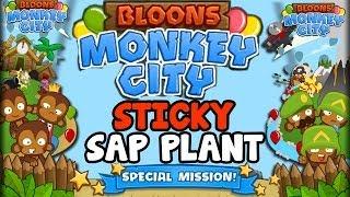 BMC - Sticky Sap Plant [Special Mission](NLL)