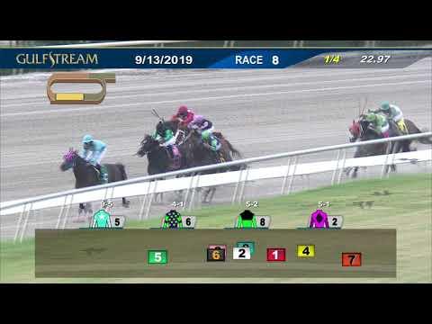 Gulfstream Park September 13, 2019 Race 8