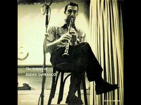Buddy DeFranco Quartet - Autumn Leaves
