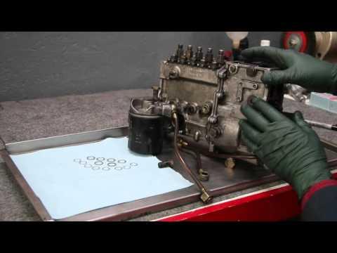 1977 to 1985 Mercedes Diesel Banjo Fitting Maintenance