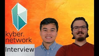 Kyber Network CEO Loi Lou Interview - Dex Time!