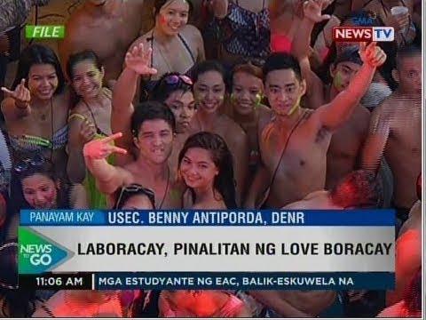 NTG: For the record: Usec. Benny Antiporda, DENR