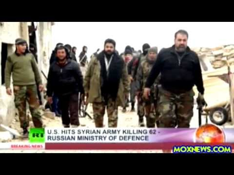 Russia Accuses White House Of Protecting ISIS In Syria!