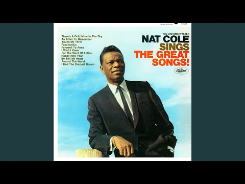 nat king cole there s a gold mine in the sky