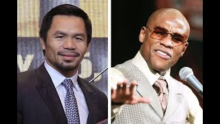Pacquiao: Rematch with Mayweather a 'big possibility'