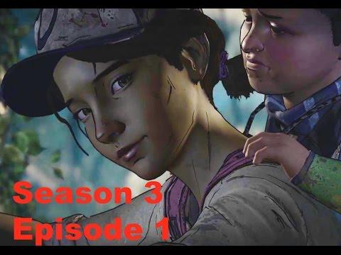 Download the walking Dead Season 3 walkthrough.Episode1 Clem lost her finger