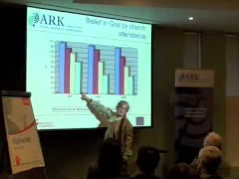 ARK Seminar: Shifting Sands - Religious Change in Northern Ireland.