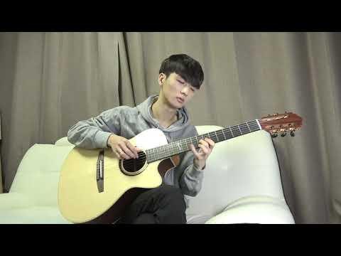 (Michael Franks) Antonio's Song- Sungha Jung