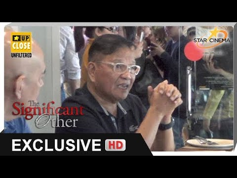 Direk Joel Lamangan clears catfight rumors about Erich, Lovi