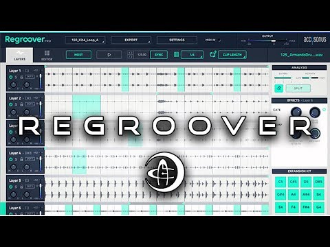 "In-Depth Look at ""Regroover Pro"" by Accusonus"