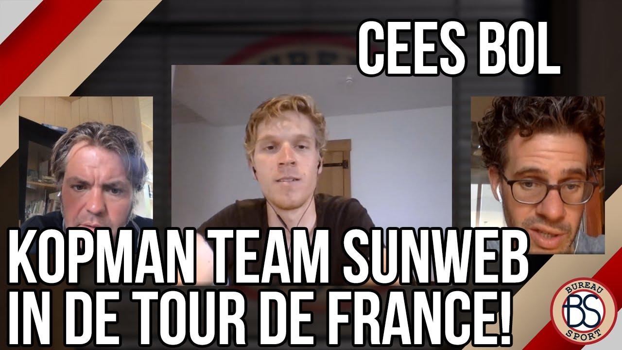 Cees Bol over winnen van Sagan en 112 bellen voor Terpstra