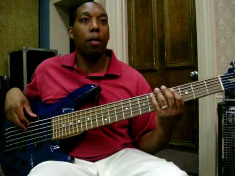Bass Lesson:  Using Scales/Key to find licks