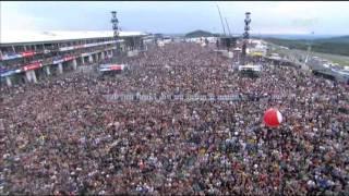 Hurts - Wonderful Life (Live@ Rock am Ring 2011)