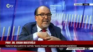 TRABZON 39 DA GÜNDEM PROF DR ERSAN BOCUTOĞLU AVRASYA ÜNİVERSİTESİ ÖĞRETİM ÜYESİ 11 10 2019
