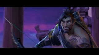 Overwatch TheFatRat Fly Away Feat Anjulie GMV
