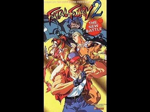 Fatal Fury 2 The New Battle Youtube