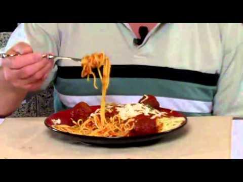 מזלג הספגטי