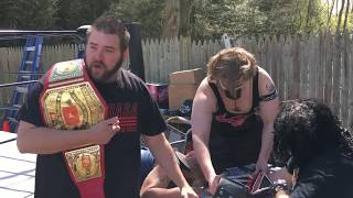 CLOWN POWERBOMBED ON SHOPPING CART IN UNBOXING MATCH! 2 OPEN CHALLENGE GTS CHAMPIONSHIP MATCHES!