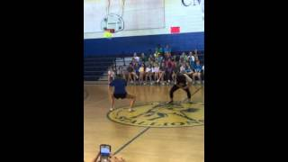 caddo middle magnet spirit tryout
