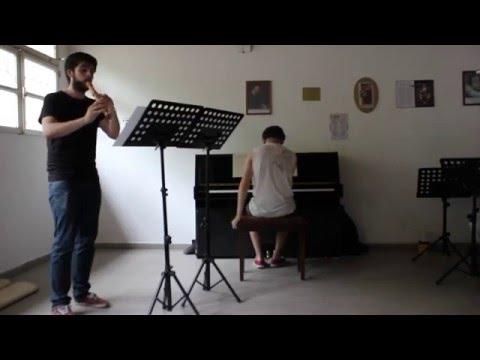 Wilhelm Bender - Sonata - Alejandro Brianza y Federico Viggiano
