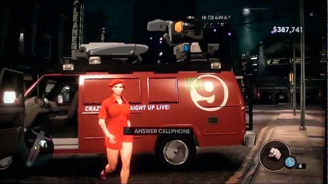 Saints Row 3 Cheats  Anchor Car  YouTube