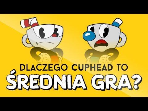 Czemu Cuphead to... ŚREDNIA gra? (recenzja)