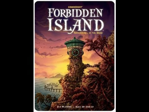 Forbidden Island Game Review
