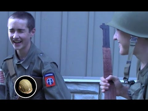 BATTLE OF NORMANDY BLOOPERS