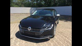 VW Arteon Elegance Deep Black Perleffekt