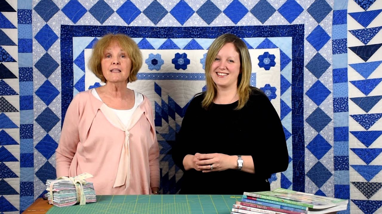 Making Quilts Introduction from The Quilt Room - YouTube : the quilt room - Adamdwight.com