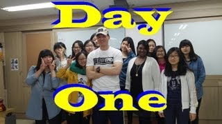 First Lesson Idea For New Teachers (teach Esl In Korea)