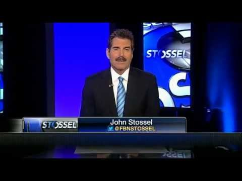 John Stossel - Taxed To Death: Income Tax, Sales Tax, Healthcare, Etc 4/11/13